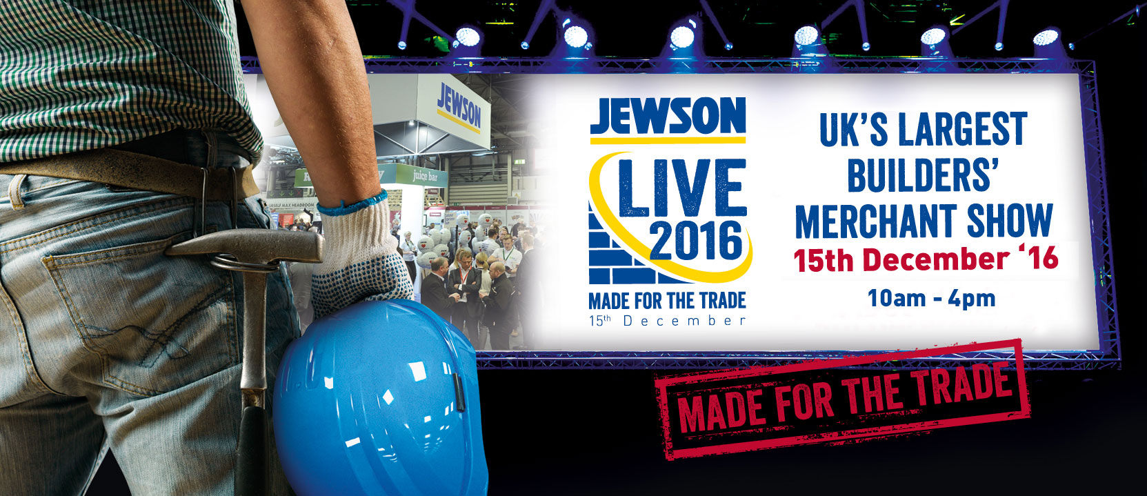 BLM at Jewson Live 2016