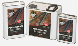 BLM Patination Oil