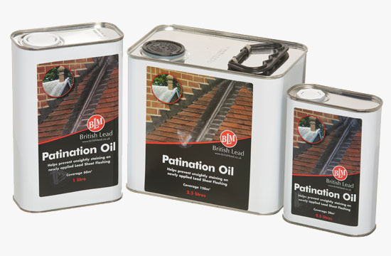 Patination Oil
