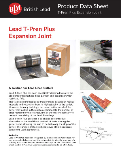 T-Pren Plus Expansion Joint