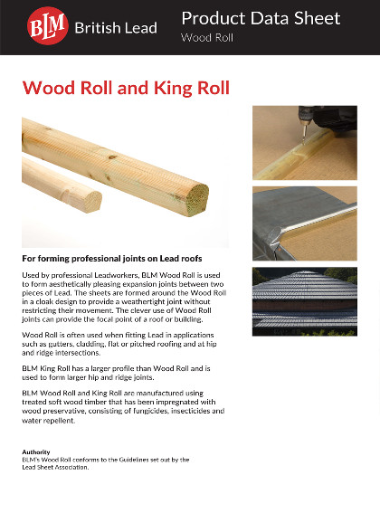 Wood Roll and King Roll