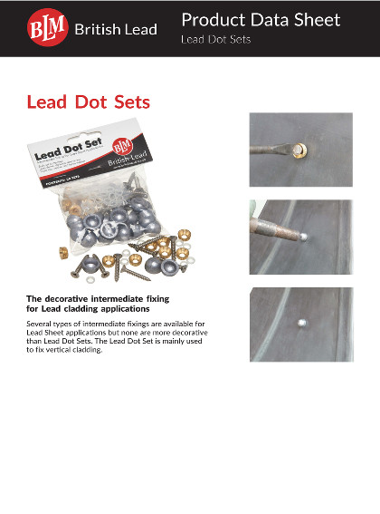 Lead Dot Set