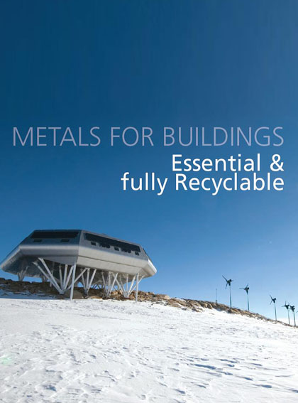 Metals for Buildings
