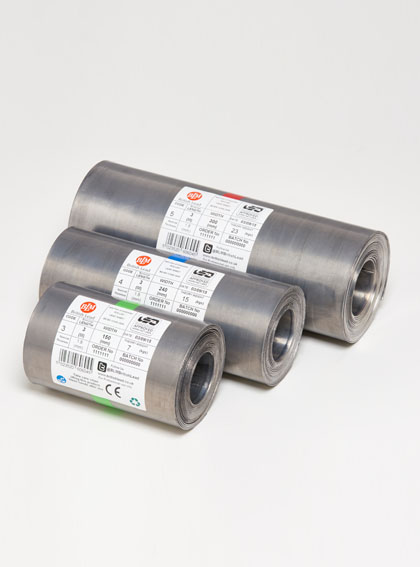 Rolled Lead Sheets